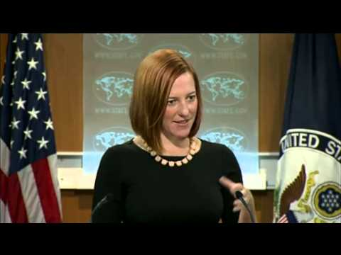 State Department Briefing on Gaza July 16