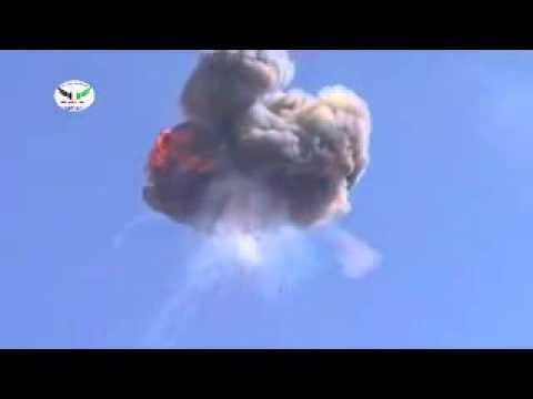 Rebeldes sirios derriban un helicóptero militar