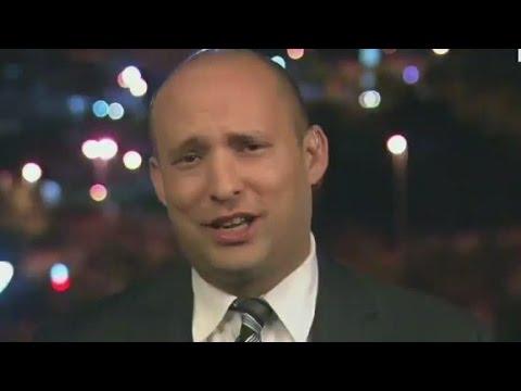 Naftali Bennet: Iran deal doesn't destroy one centri...