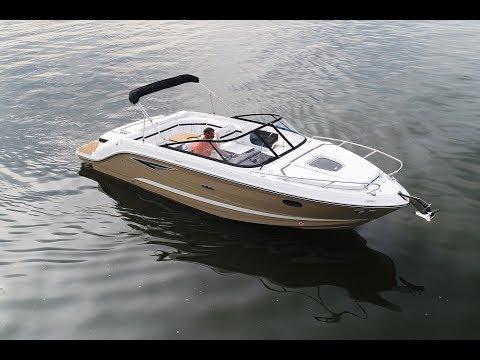 Sea Ray Sun Sport 250 -  Walkthrough English