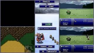 Final Fantasy VI Kefka at Narshe II Tournament Finale