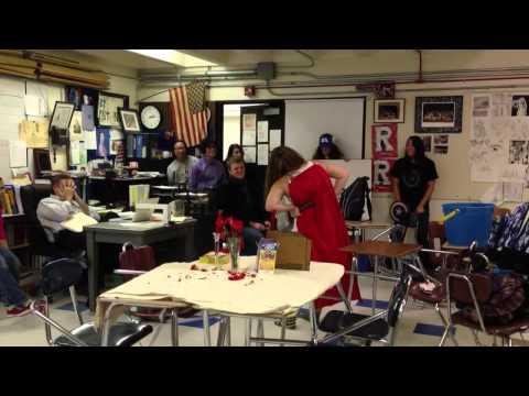 Tori Asks Dan To Prom video
