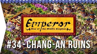 Emperor ► Mission 34 The Budding of Buddhism - Chang-an - [1080p Widescreen] - Let's Play Game