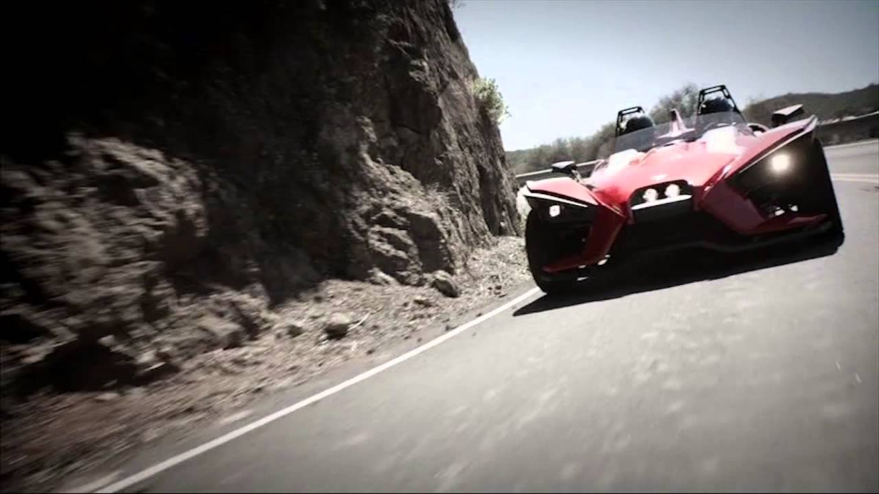 2015 Slingshot By Polaris Nothing But Power Star