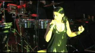 Nelly Furtado Turn Off The Light, en vivo desde Hard Rock Ciudad de México