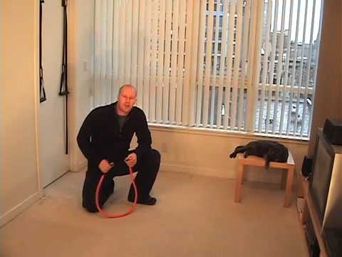 Killer Resistance Band Muscle Building Chest Exercise