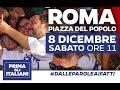 IOCISONO CON MATTEO SALVINI ROMA 08 12 18 mp3