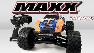 NEW! RC Traxxas Maxx | 4S |  55+ Mph | 4WD |  Unboxing 2020!