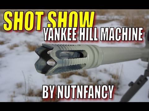 Nutnfancy SHOT Show:  Yankee HIll Machine!