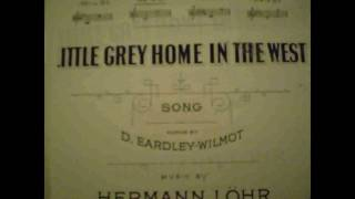 78 rpm Alma Gluck Little Grey Home In The West