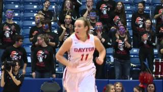 Dayton Women's Basketball Postgame vs Central Michigan