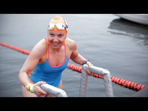 50m WOMEN Freestyle winter swimming- Pirita Open 2015