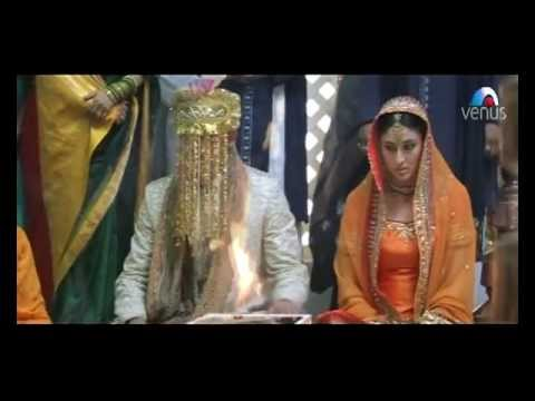 Funny scene - Akshaye Khanna & Kareena Kapoor getting married...