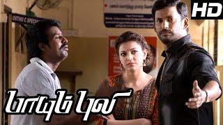 Paayum Puli Tamil Movie | Scenes | Vishal and Soori cheats Kajal | Vishal | Soori | Kajal Agarwal