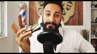 [ASMR] Barbershop Besuch - Roleplay - Deutsch/German | BARTMANN