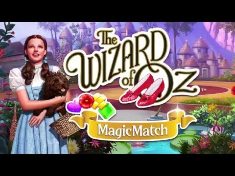 The Wizard of Oz Magic Match 3 APK Cover