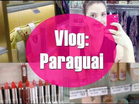 Vlog Paraguai - Abusando da Make