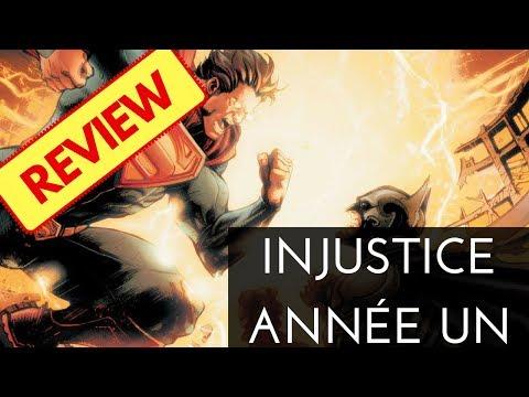 INJUSTICE. LA VICTOIRE DU JOKER   LES REVIEWS #14