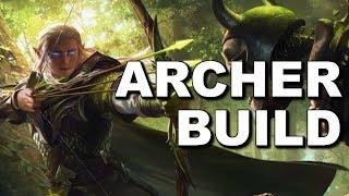 ESO Builds: Nightblade Archer Assassin Build - Clockwork City - Elder Scrolls Online