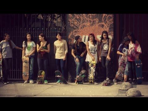 NUEVA GENERACION DE SKATE FEMENINO (COMPLETO)