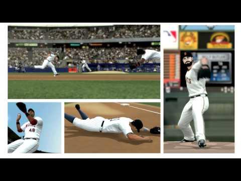 MLB 2K11 - Trailer
