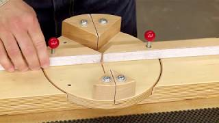How to Build an Adjustable Pull Saw Miter Box - Part 1