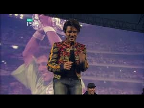 Ali Zafar singing the HBL PSL Anthem Ab Khel Jamay Ga! mp4 thumbnail