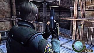 Resident evil 4 movie storyline