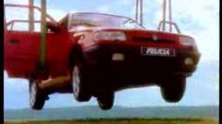 Skoda Felicia 1994 Commercial
