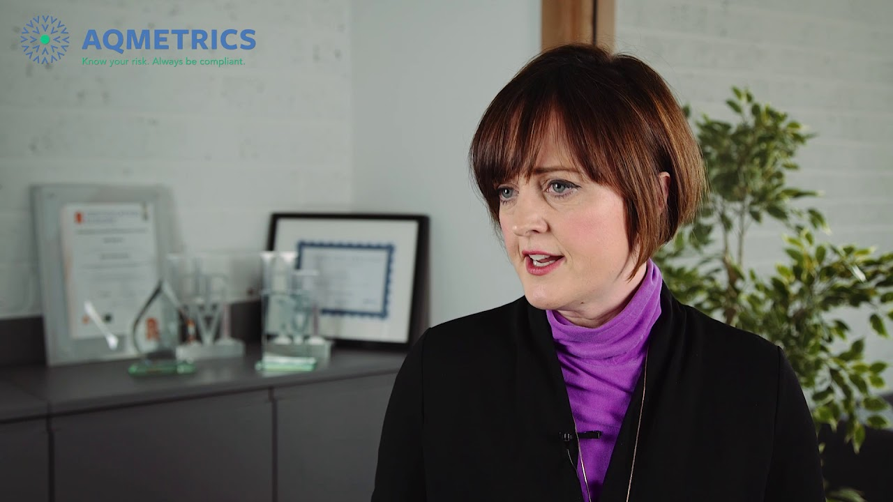 Claire Savage - AQMetrics' partnership approach to Customer Success