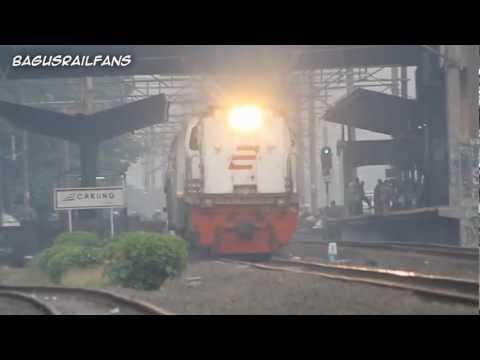 Indonesia Raya And Indonesian Railway bendera video