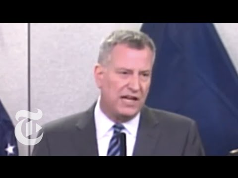 NYC Weather: De Blasio Declares State of Emergency | East Coast Blizzard 2015