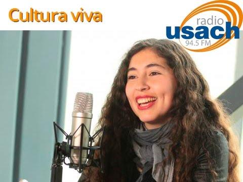 Bibliotecas Públicas en programa Cultura Viva - Radio Usach