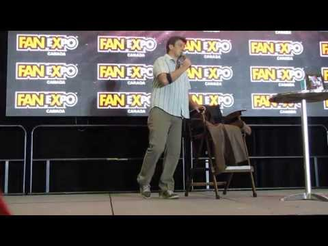 Nathan Fillion - Part 3 - Fan Expo 2014