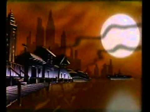 Batman The Animated Series-the Dark Knight's First Night(dvd Extra) video