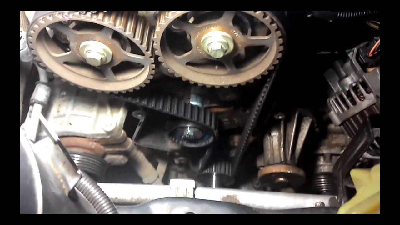 Замена ремня грм на форд фьюжен 1.6 своими руками
