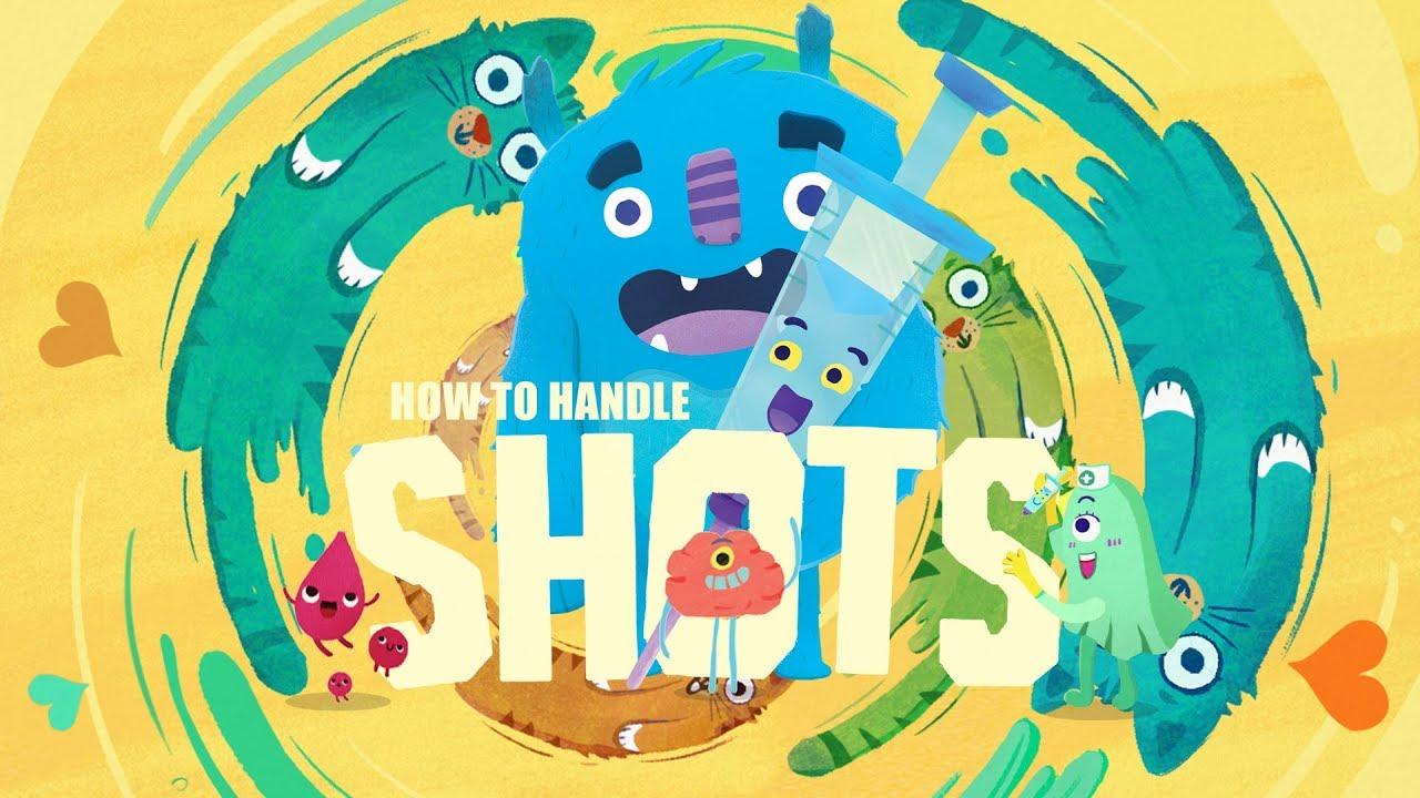 Imaginary Friend Society – How to Handle Shots