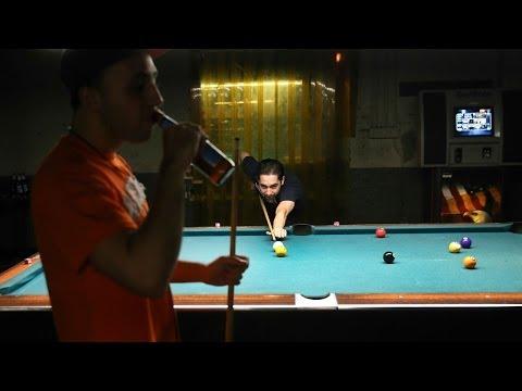 BYOB at Chicago pool hall