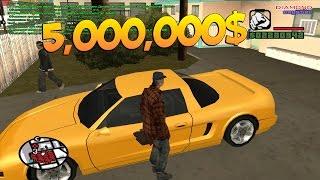 КУПИЛИ ТАЧКУ ЗА 5,000,000$ (DiamondRP) #5