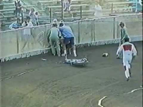 Makabryczny Wypadek Andrzeja Huszczy Podczas Finału MPPK Leszno 1994.