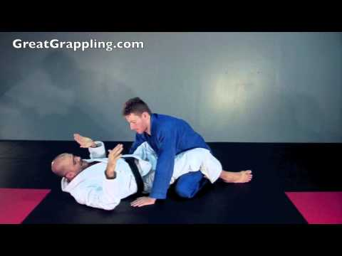 Closed Guard Sweep Hip Bump Sweep.mov Image 1