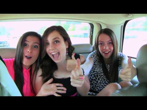 Cimorelli at the Teen Choice Awards 2012!!!