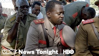 Namibians Want Reparations From Germany For A Genocide That Killed Thousands (HBO)