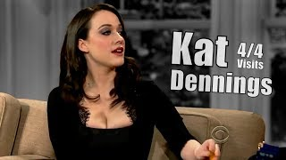 Kat Dennings - Craig Adores Her - 4/4 Appearances In Chron. Order [HD]