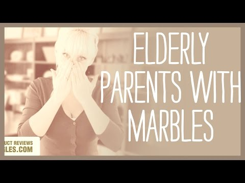 Elderly Parents With All Their Marbles - Product Review