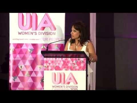 2015 UIA Women's Division Launch Breakfast | Brigitte Gabriel