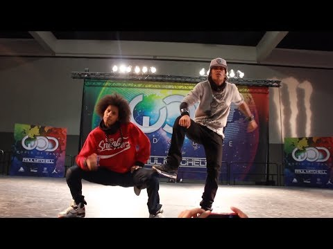 Les Twins | World Of Dance 2012 |