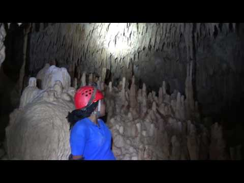 TVJ Extreme Sports & The JCO at Jackson Bay Great Cave, Apr 23, 2016.