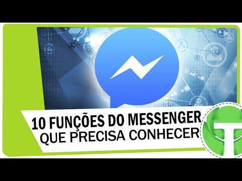 10 truques escondidos do Facebook Messenger que você precisa conhecer