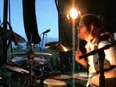 Spencer Smith of PatD for Meinl Cymbals #1